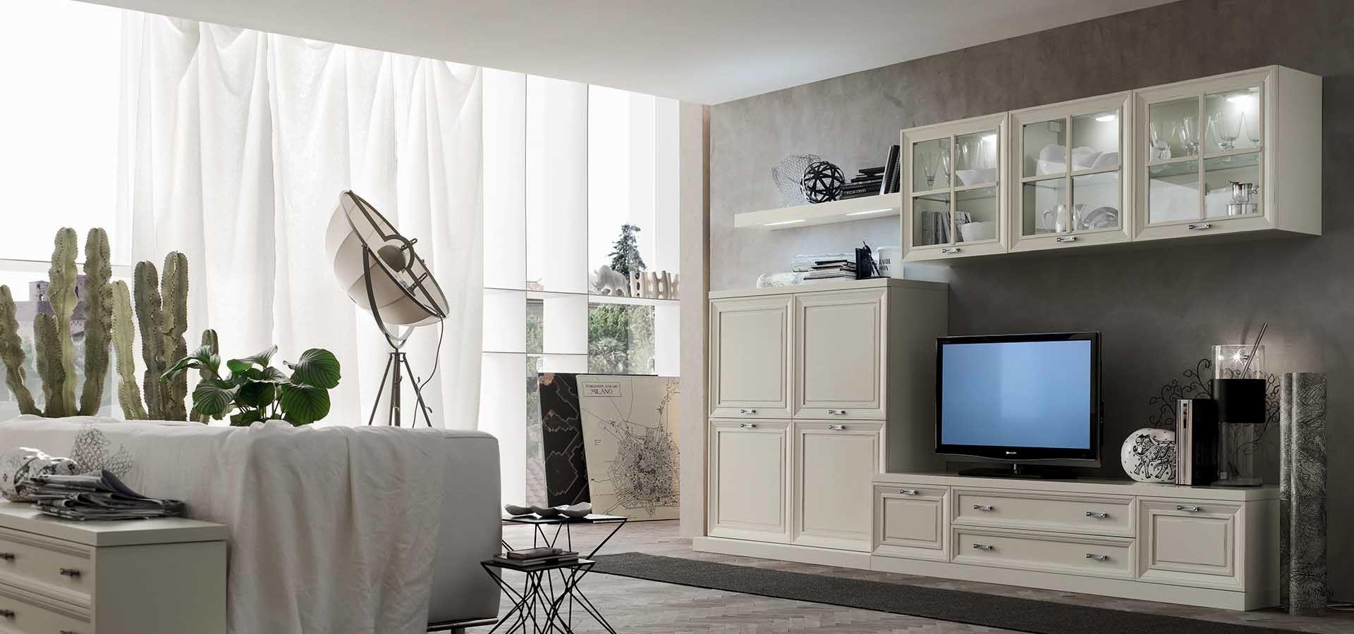 Mobili soggiorno classici a padova arredamento soggiorno for Mobili per soggiorno