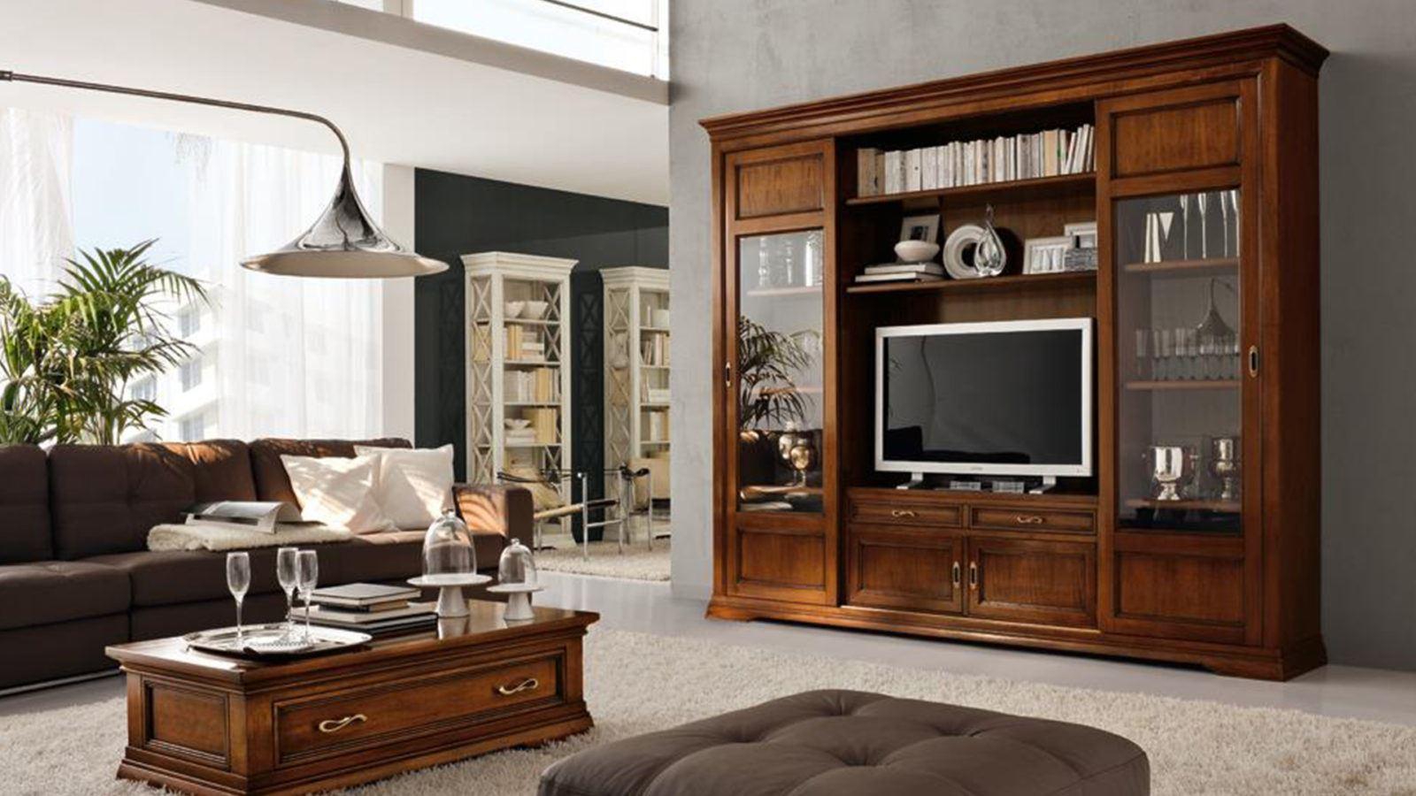 125 armadio da soggiorno armadio divisorio soggiorno for Mobili per soggiorno