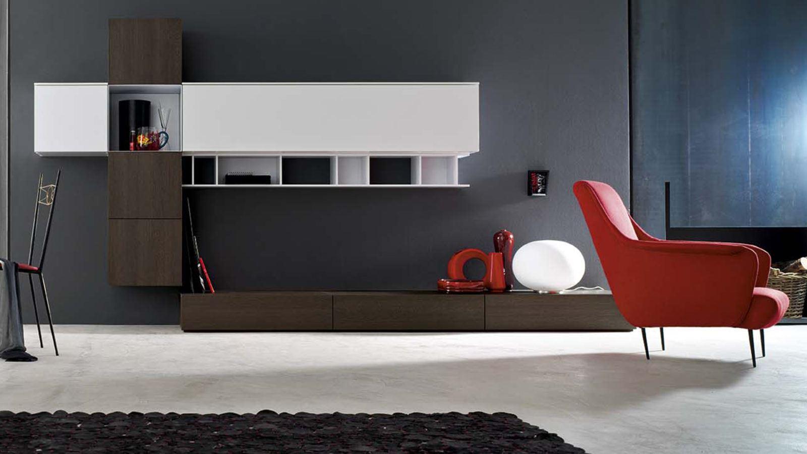 Mobili moderni per soggiorno a padova for Arredo soggiorno