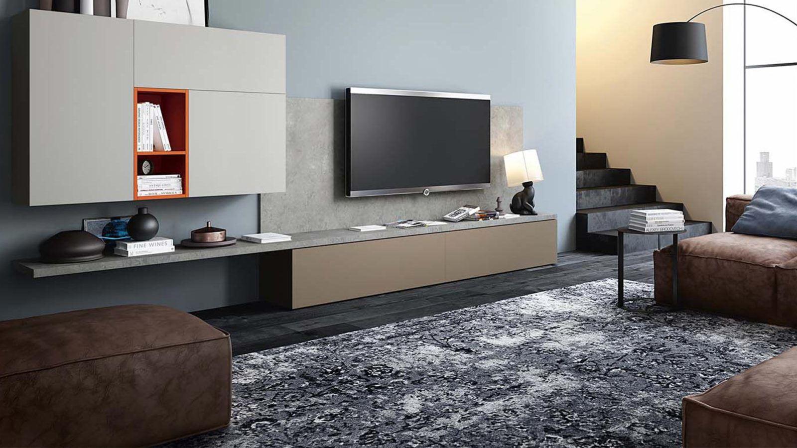 Mobili soggiorno porta tv a padova mobili porta tv angolari sospeso e a scomparsa - Mobile angolare moderno ...