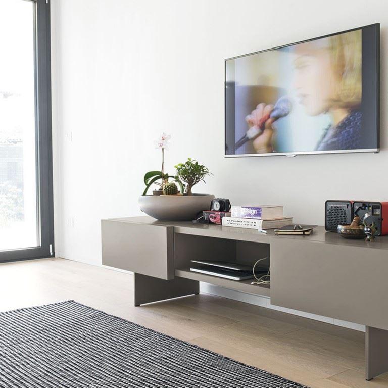... porta TV a Padova. Mobili porta TV angolari, sospeso e a scomparsa