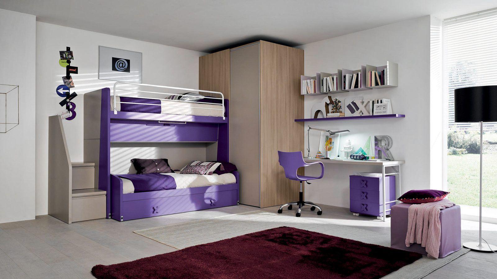 Ikea camera ispirazioni letto da - Camera da letto per ragazzi ...