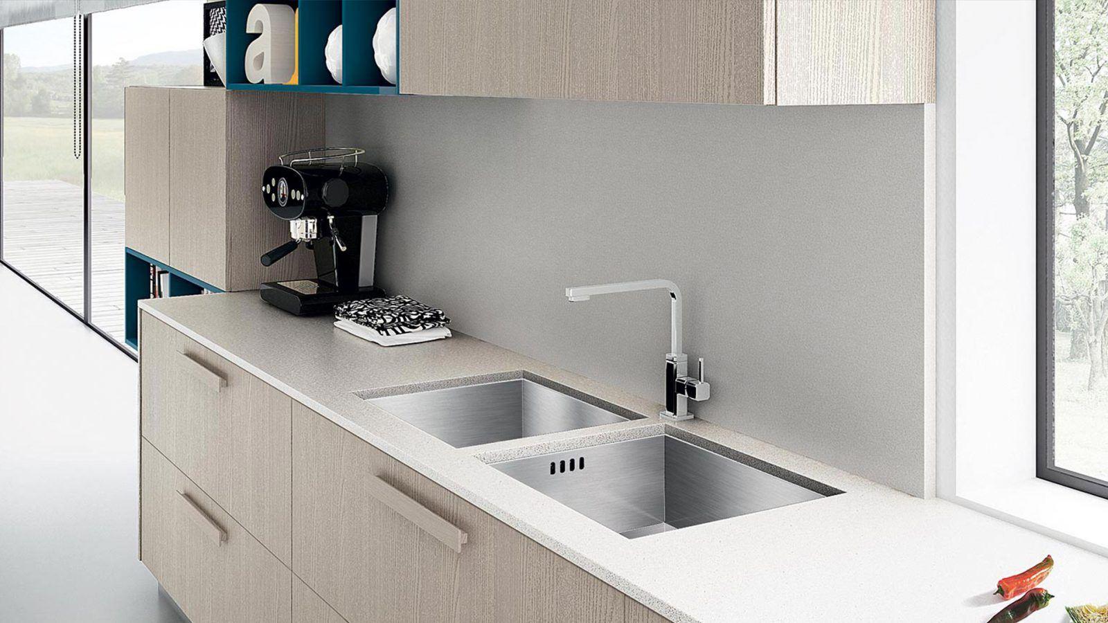 Cucine di design moderno e contemporaneo a padova - Cucine a padova ...