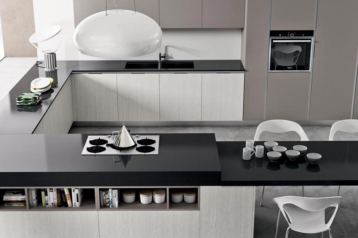 Cucine moderne di design a padova arredamenti meneghello - Design cucine moderne ...