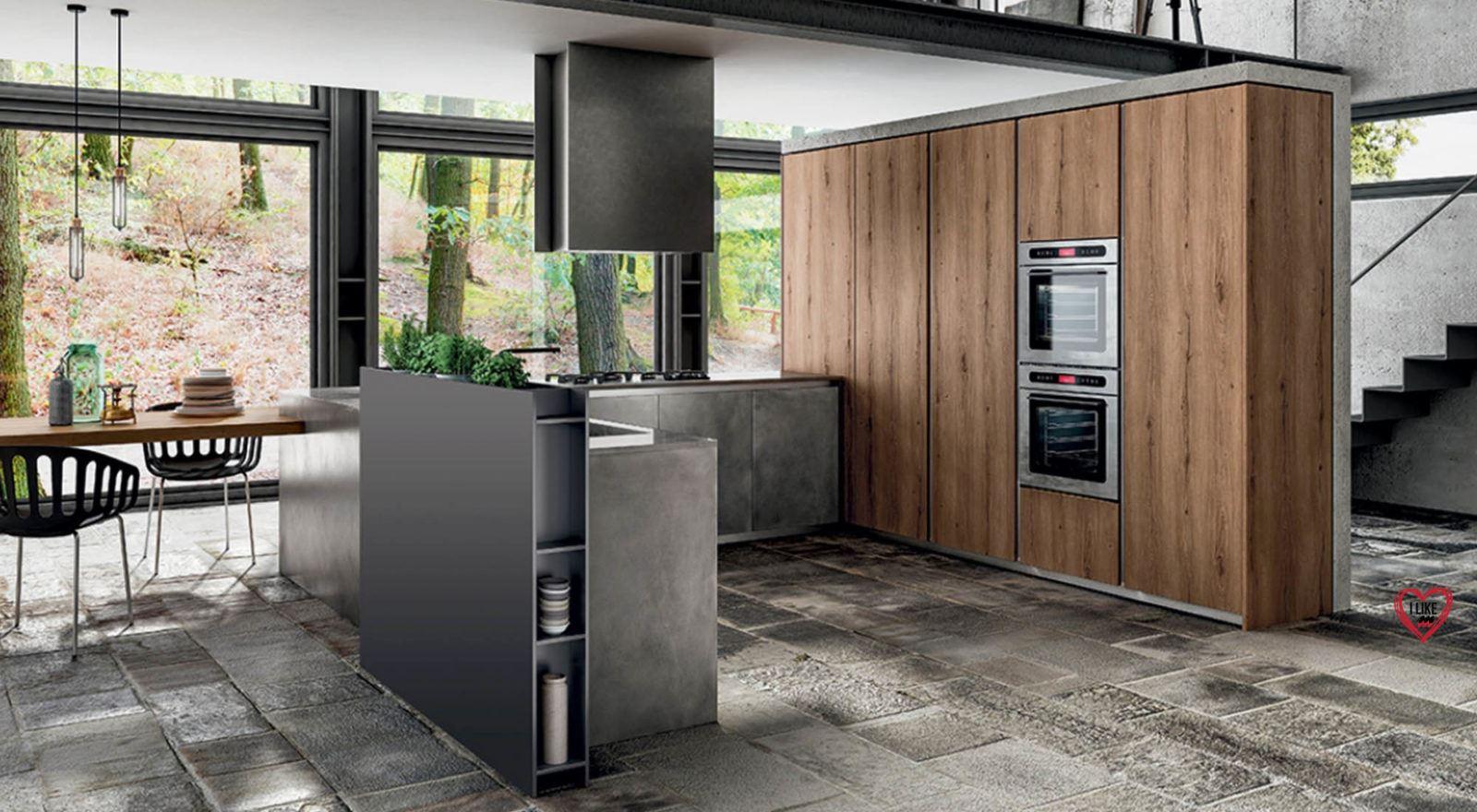 Cucina Design Moderno Arredamenti Meneghello