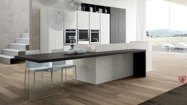 Cucine di design moderno e contemporaneo a Padova