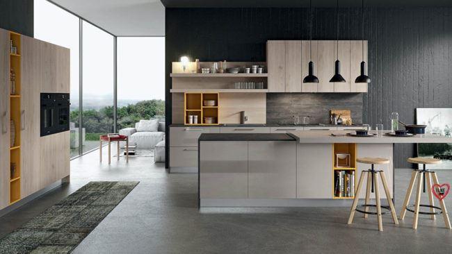 Cucine su misura a padova progettazione personalizzata - Cucine piccole su misura ...