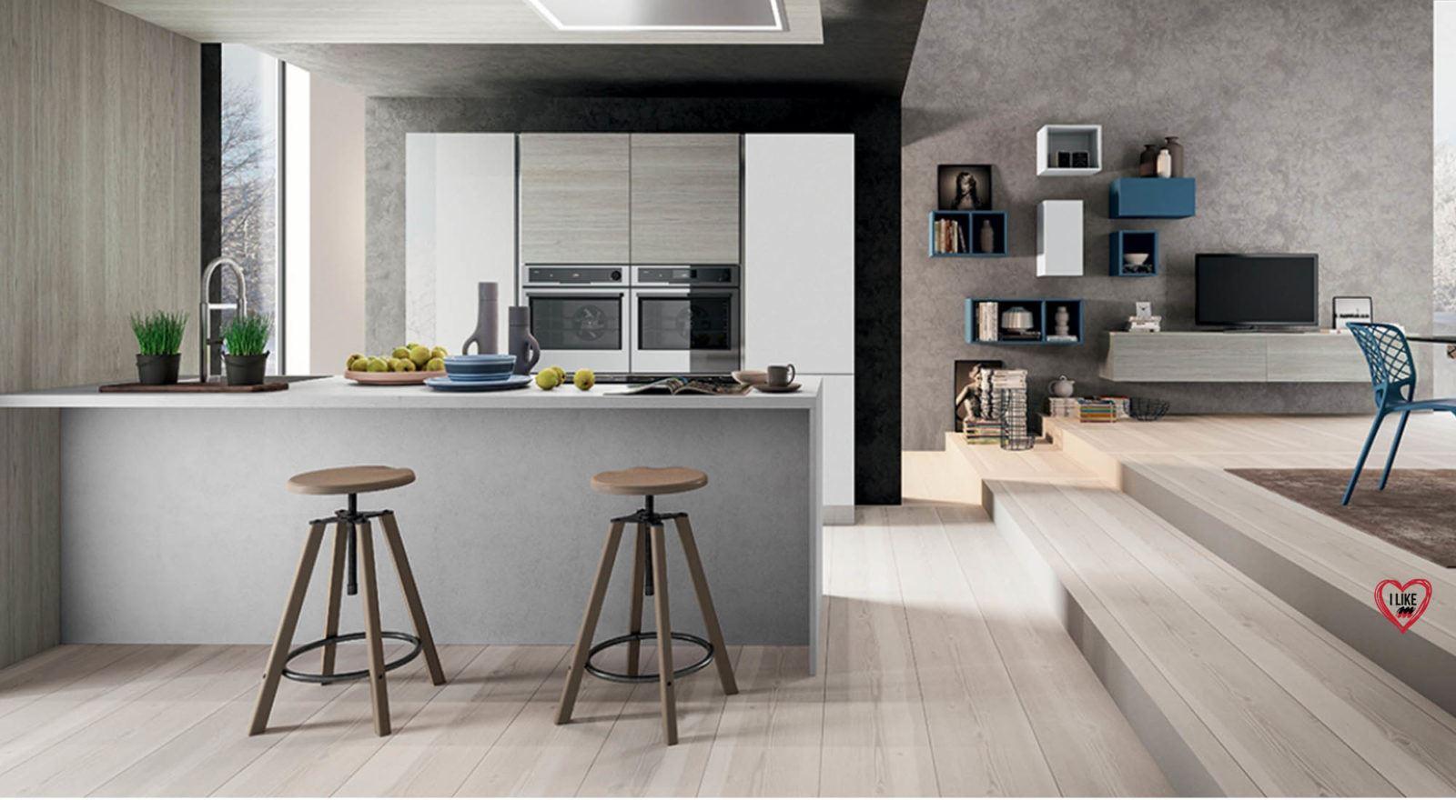 Cucine su misura a padova progettazione personalizzata - Cucine su misura ...