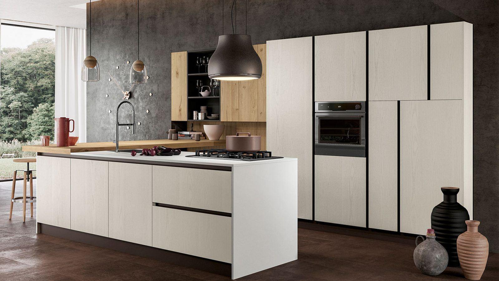 Cucine su misura a padova progettazione gratuita - Cucine piccole su misura ...