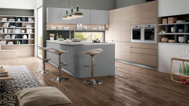 Cucine su misura a padova progettazione personalizzata - Cucine a padova ...