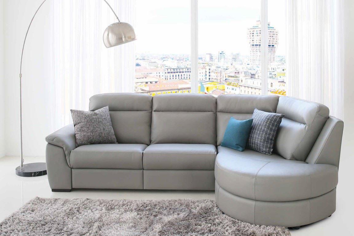 i migliori divani in pelle da arredamenti meneghello On i migliori divani 2016