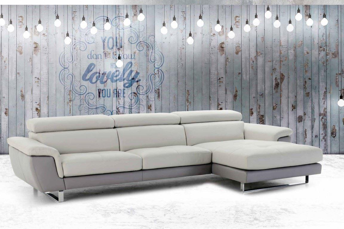I migliori divani in pelle da arredamenti meneghello for Divani eleganti