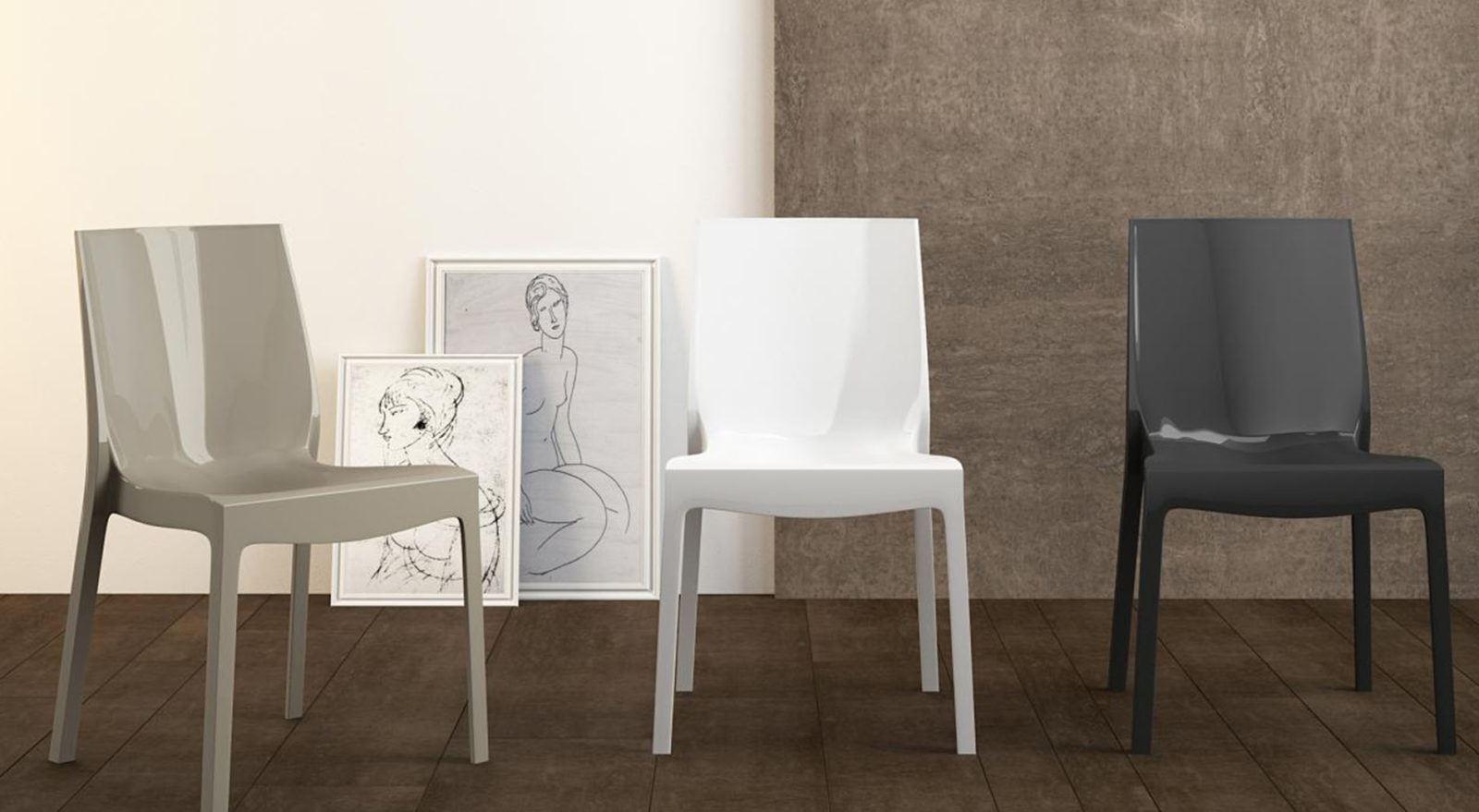 Outlet di sedie di design a padova sedie calligaris for Outlet sedie roma