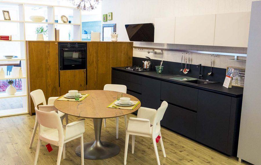 Arredamenti meneghello per l arredo della tua casa for Cucina oltre lube