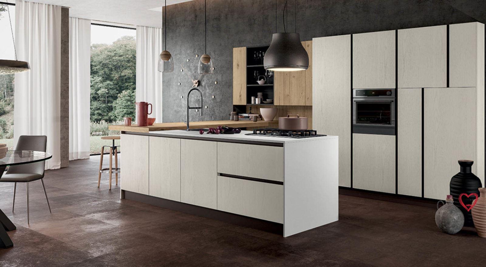 Mobili Per Cucina Piccola cucine piccole moderne e componibili. arredo cucina piccola