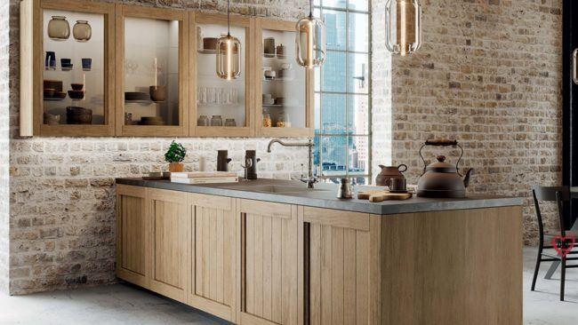 Piccole cucine moderne e componibili e con isola a padova for Bonus arredo 2017