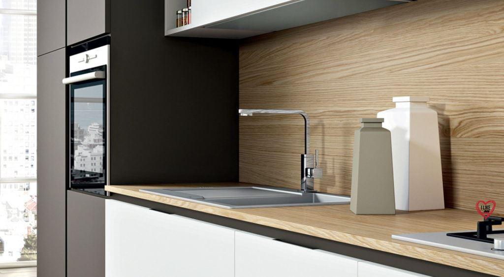 Cucine moderne piccole arredamenti meneghello - Arredamenti cucine piccole ...