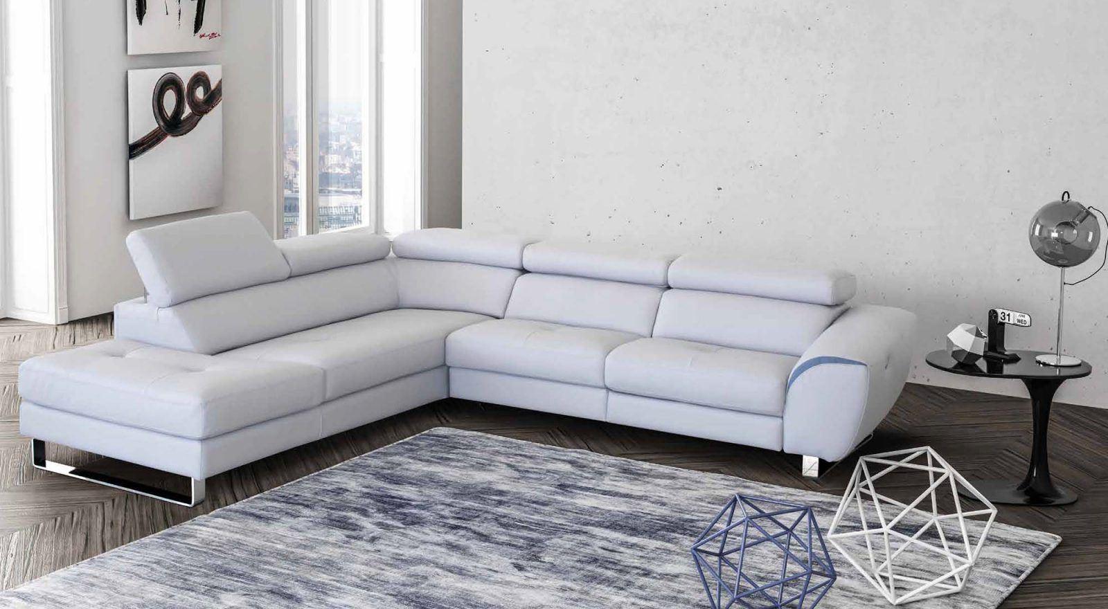 I migliori divani in pelle da arredamenti meneghello - Divani letto migliori ...