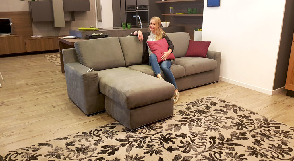 Outlet divani arredamenti meneghello
