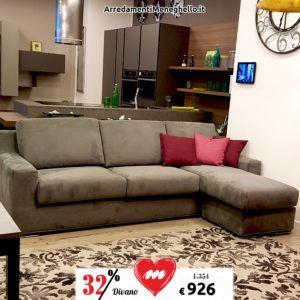Outlet divani arredamenti meneghello - Outlet del divano assago ...