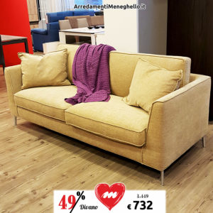 Outlet divani arredamenti meneghello for Arredamenti aventino divani