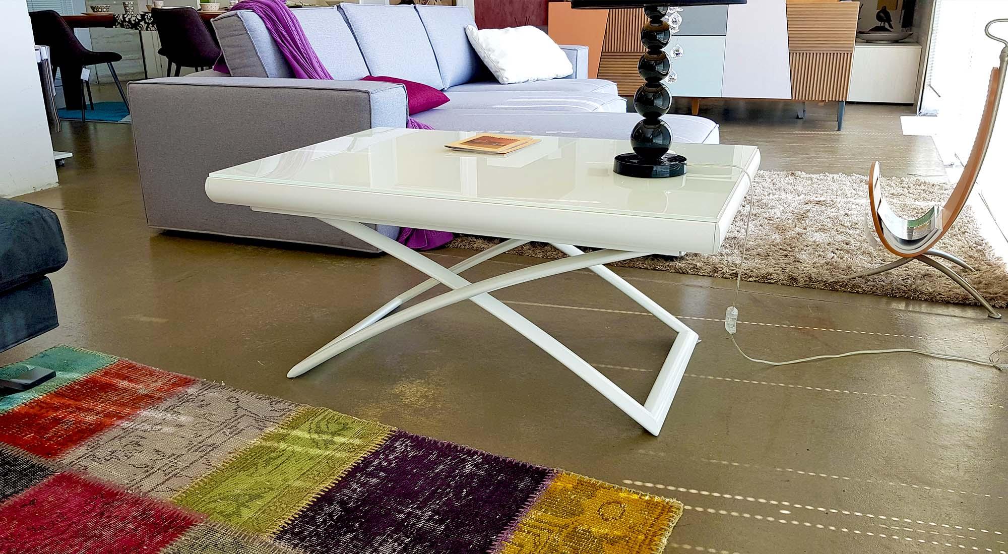 Tavolino pieghevole allungabile arredamenti meneghello for Tavolino salotto allungabile