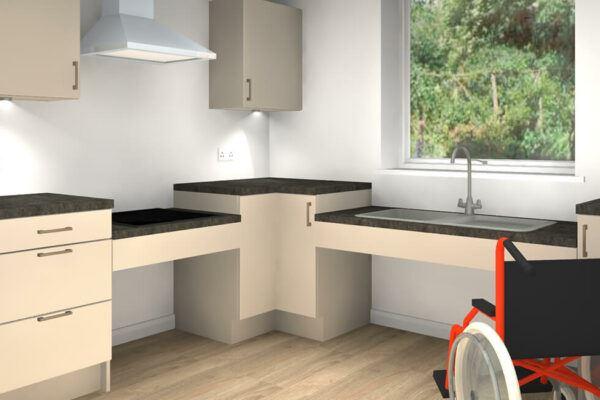 arredamento casa per disabili